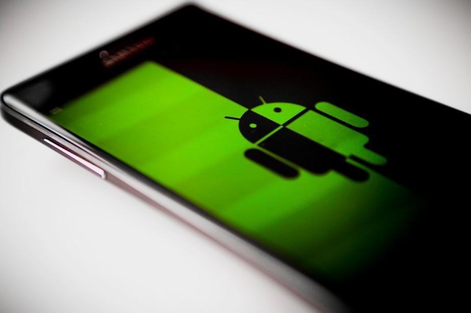 Le système Android, créé en 2007, est archidominant... (photo Chris Goodney, archives Bloomberg)