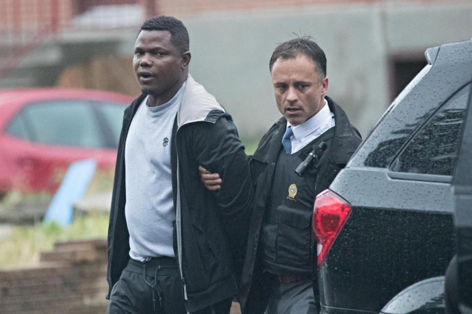 FredJoseph, qui est soupçonné d'êtreà la tête d'un... (Photo Patrick Sanfaçon, La Presse)