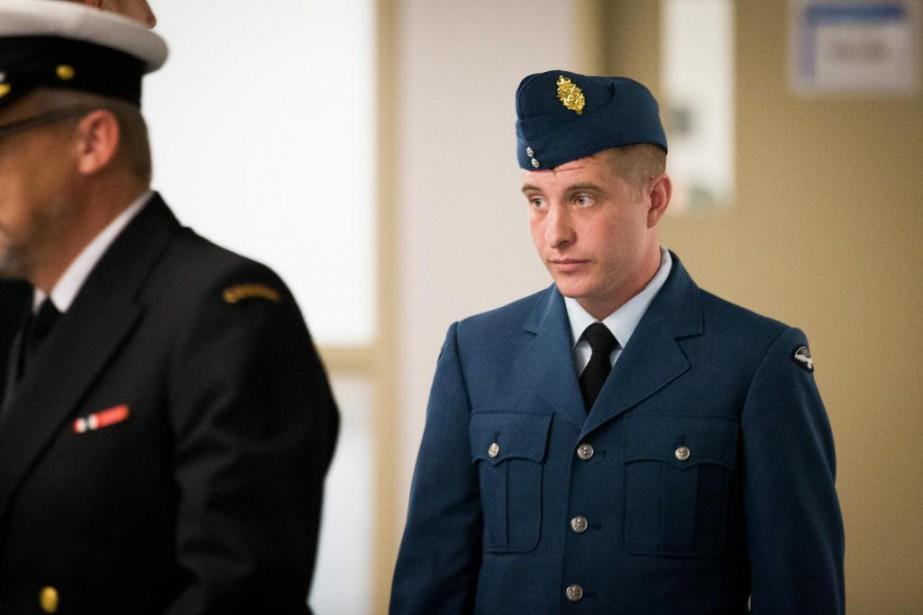L'aviateur Barry Rutherford, qui a plaidé coupable à... (photoOLIVIER PONTBRIAND, la presse)