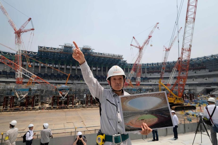 Selon le Conseil des sports du Japon (CSJ),... (Photo Kazuhiro Nogi, AFP)