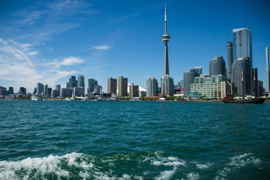 Toronto... (PhotoTijana Martin, La Presse canadienne)