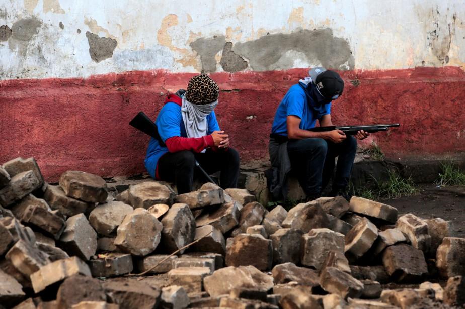 L'aggravation de la situation, selon le secrétaire de... (PHOTO Oswaldo Rivas, REUTERS)