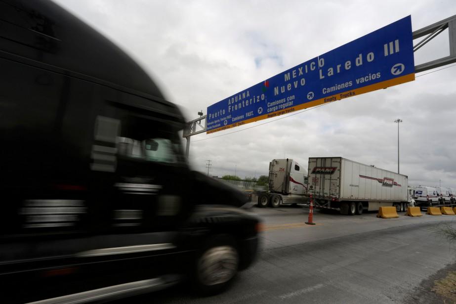 «Les tarifs douaniers ont contribué à la hausse... (PHOTO ARCHIVES REUTERS)