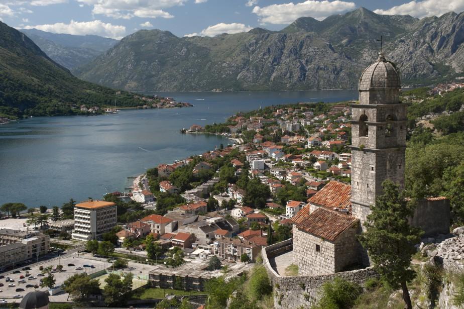 La ville de Kotor, au Monténégro, est classée... (PHOTO WIKICOMMONS)