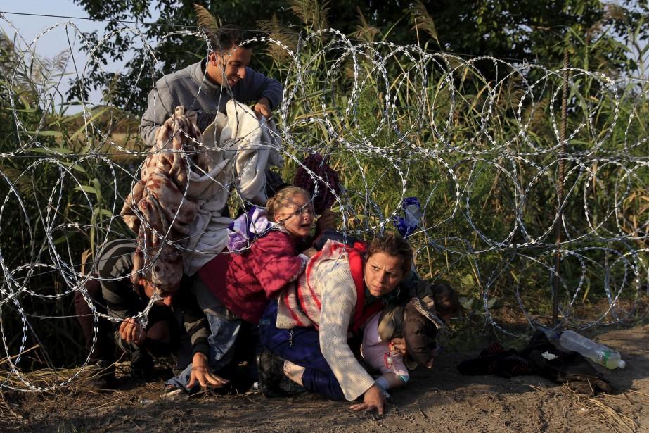 La Hongrie, où le premier ministre souverainiste Viktor... (ARCHIVES REUTERS)