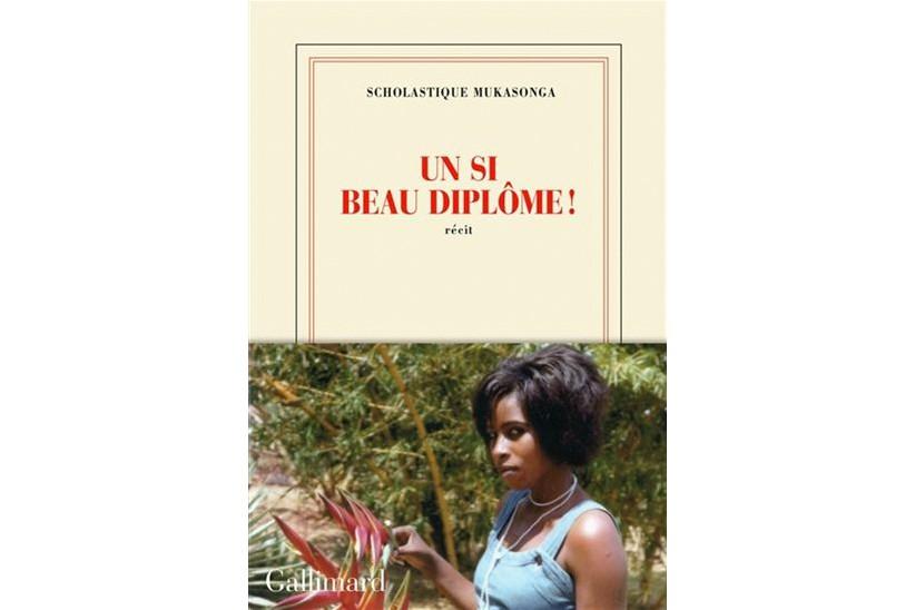Un si beau diplôme!... (image fournie par les Éditions Gallimard)
