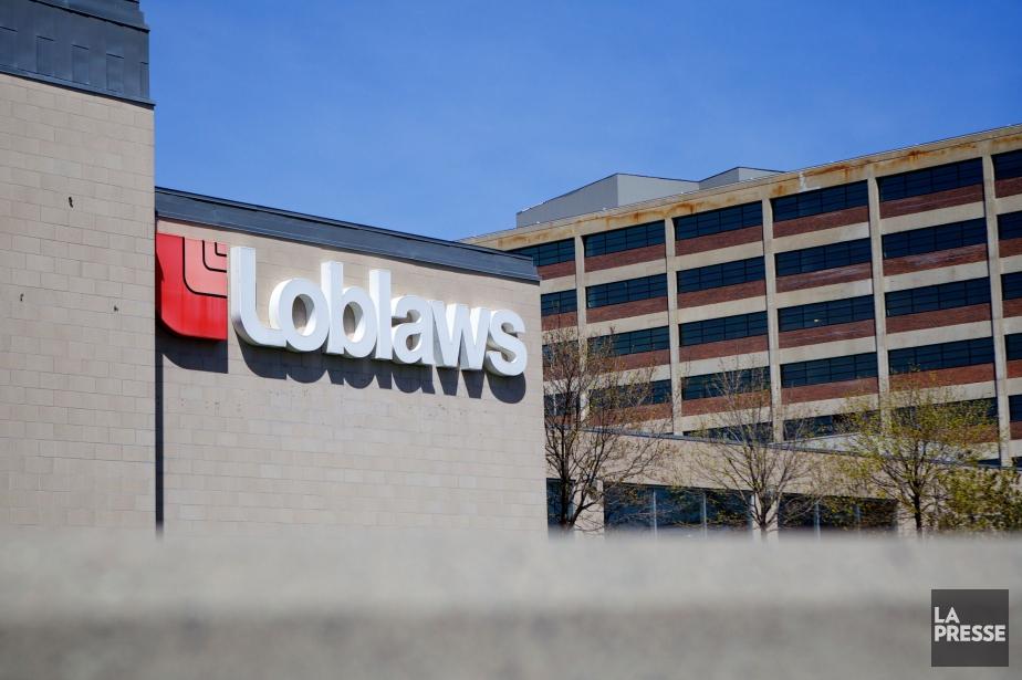 Après déduction des montants déjà versés, Loblaw prévoit... (PHOTO SARAH MONGEAU-BIRKETT, ARCHIVES LA PRESSE)