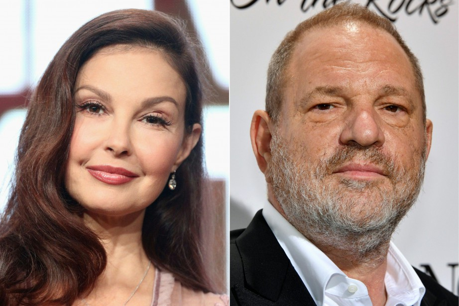 Weinstein aurait empêché l'actrice d'obtenir un rôle dans... (Photos Frederick M. Brown et Yann Coatsaliou, Archives AFP)