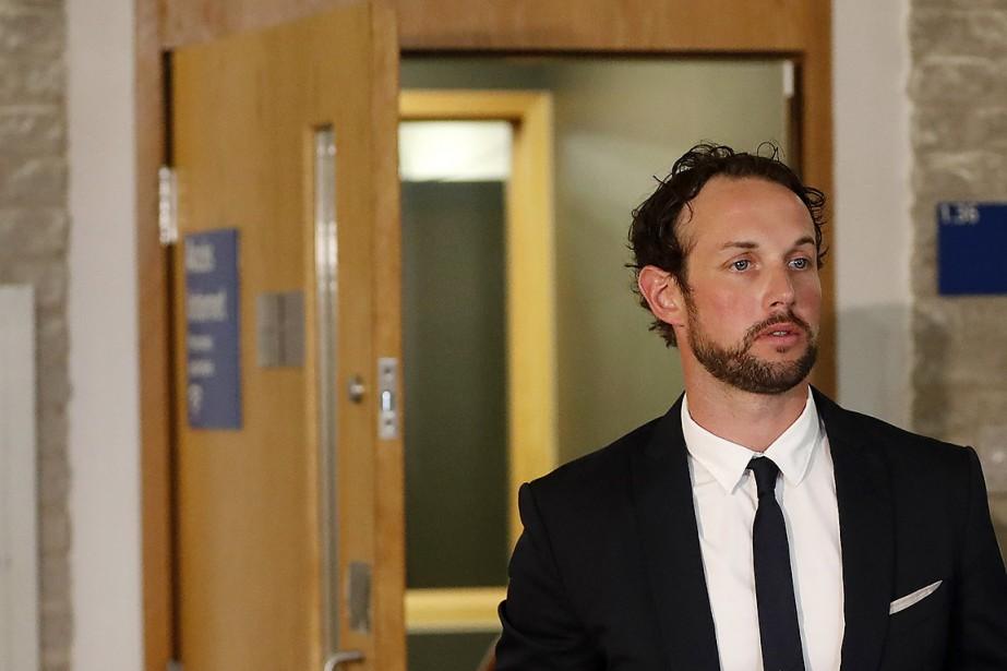 Le policier Patrick Ouellet a été reconnu coupable jeudi de