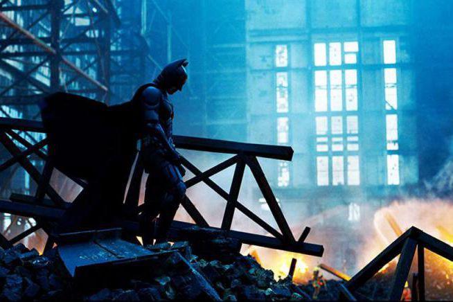 Christian Bale incarne Batman dans The Dark Knight.... (Photo fournie par Warner Bros)