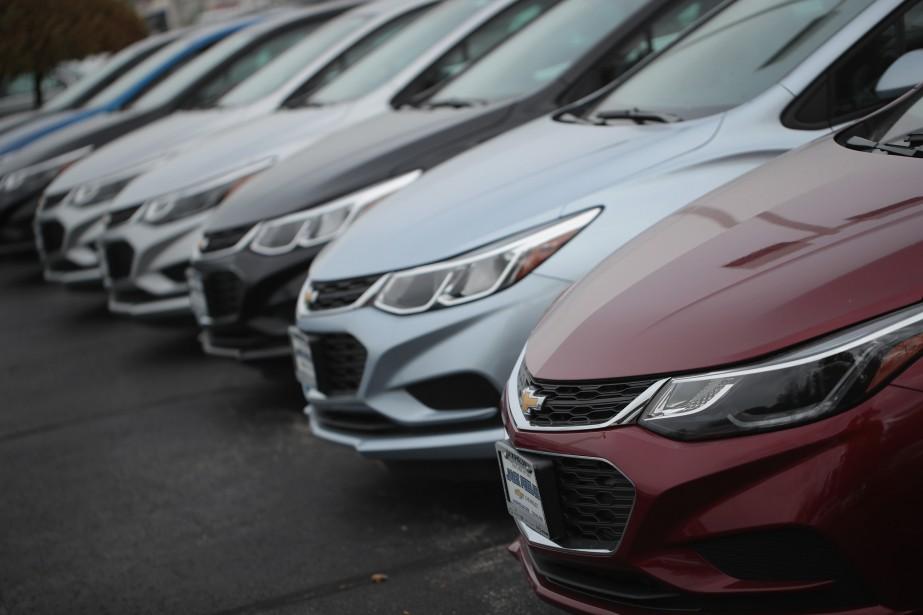 Les dirigeants canadiens de l'industrie automobile soutiennent que... (AFP)