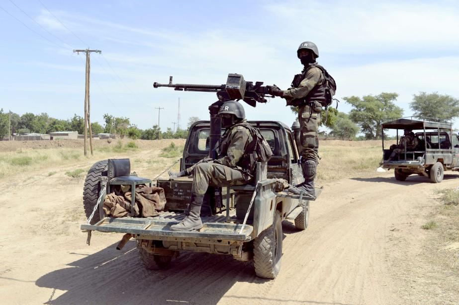 L'armée camerounaise est régulièrement accusée par des ONG... (PHOTO ARCHIVES AFP)