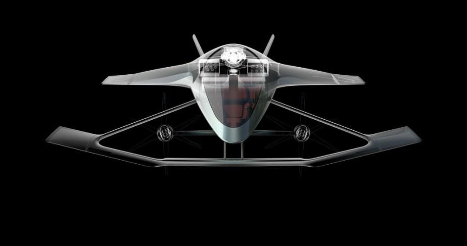 Aston martin volante vision concept for Application de construction de maison ipad