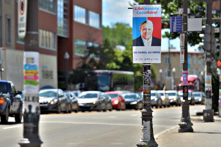 (Québec) Les syndicats qui ont tapissé mardi la Vieille Capitale