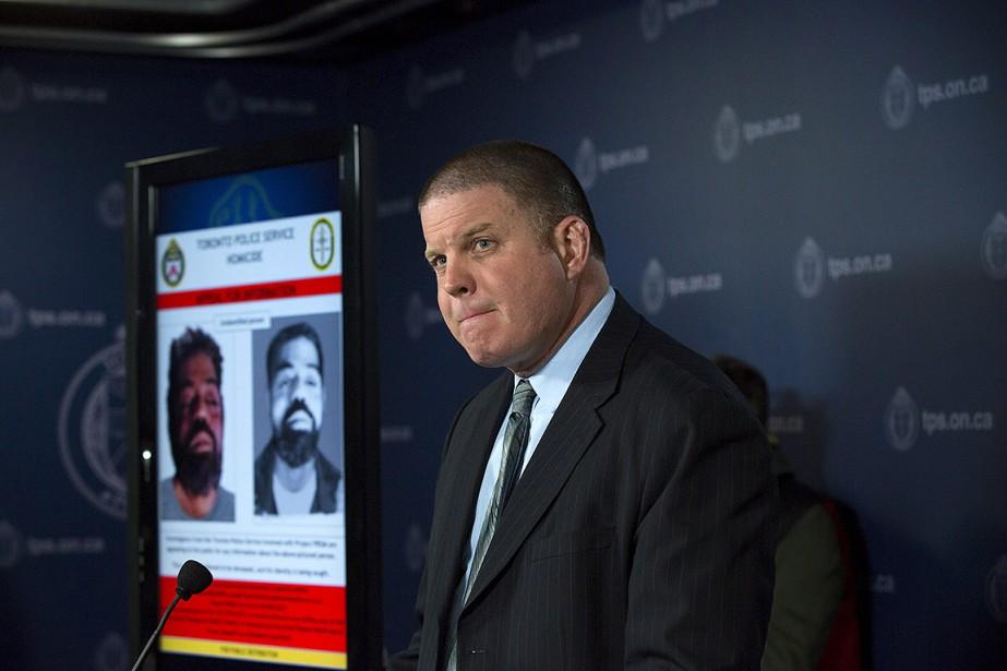L'enquêteur principal de cette affaire, Hank Idsinga, lors... (Cole Burston, archives PC)