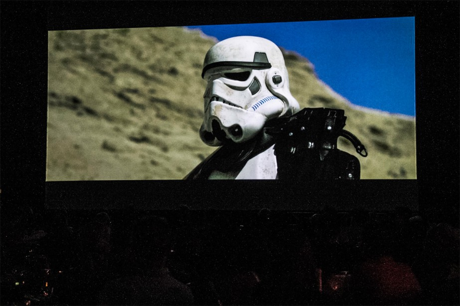Une scène du film Squad Leader TD-73028 Soliloquy,... (Photo fournie par Prends ça court!)