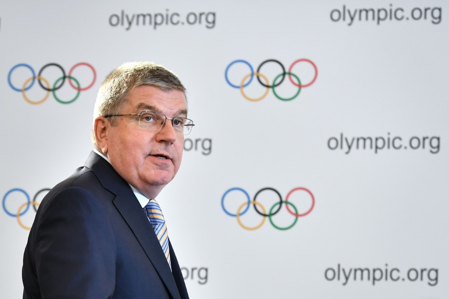 Le Comité international olympique est toujours en pourparlers... (Photo Fabrice Coffrini, AFP)
