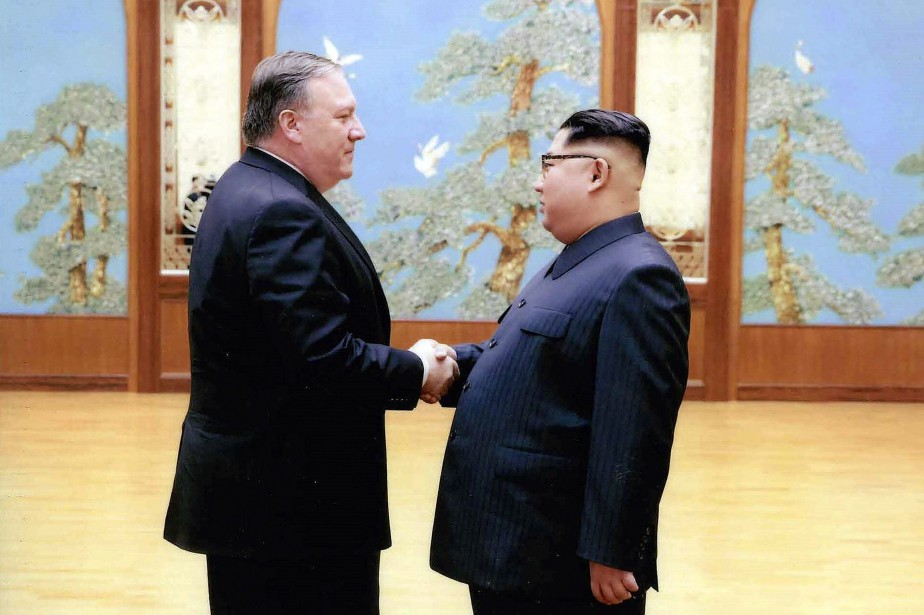 Le secrétaire d'État américain Mike Pompeo a déclaré... (PHOTO ARCHIVES ASSOCIATED PRESS)