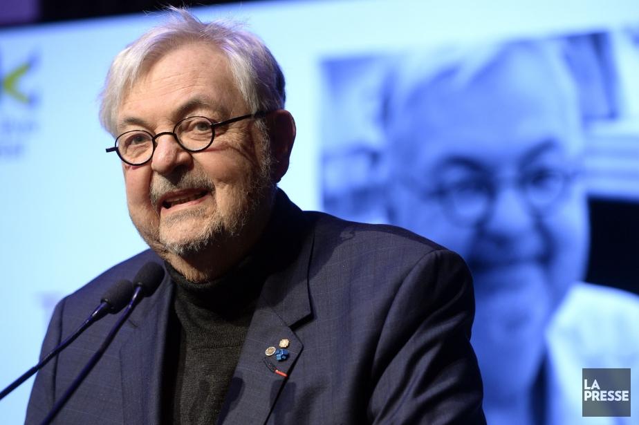 Michel Tremblay... (PHOTO BERNARD BRAULT, LA PRESSE)