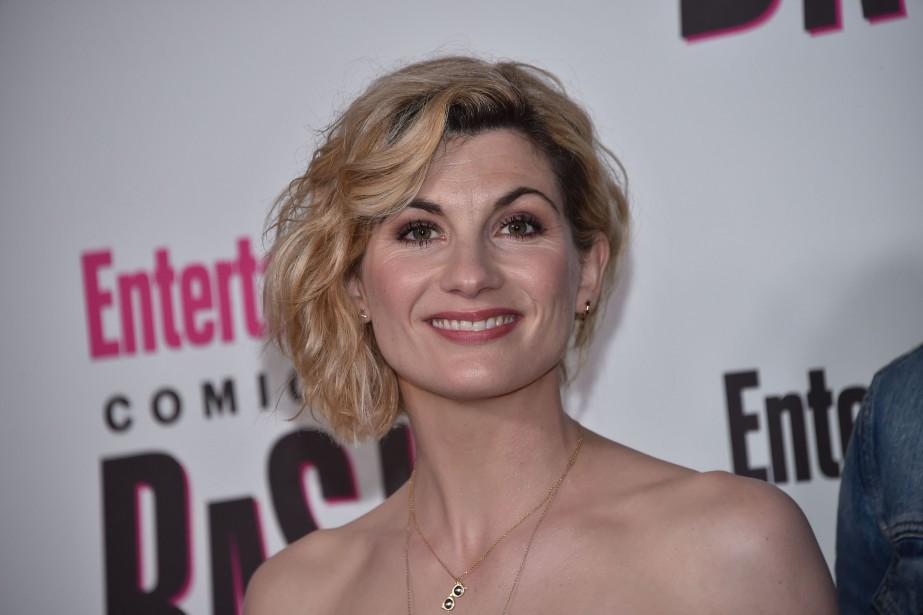 Jodie Whittaker sera la prochaine Doctor Who... (AFP)