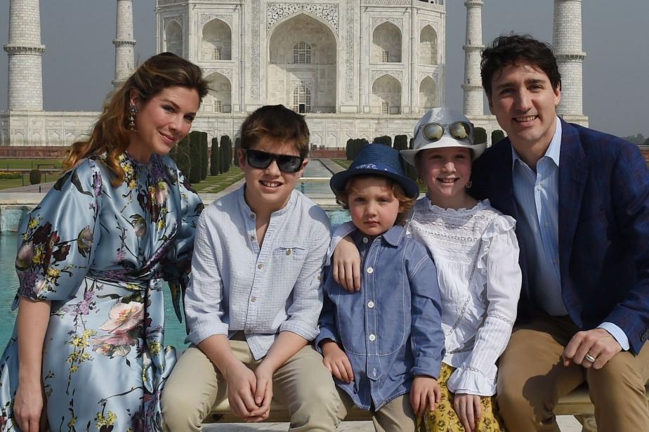 La famille du premier ministre.... (archives AFP)