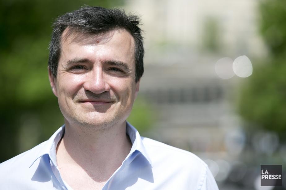 Carl Bouchard, professeur d'histoire à l'Université de Montréal.... (Photo François Roy, La Presse)