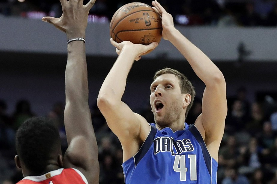 Dirk Nowitzki... (Photo Tony Gutierrez, archives AP)