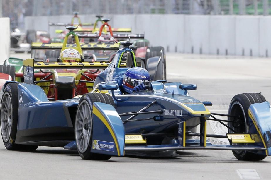 La F1 veut ajouter un GP en circuit... (AP)