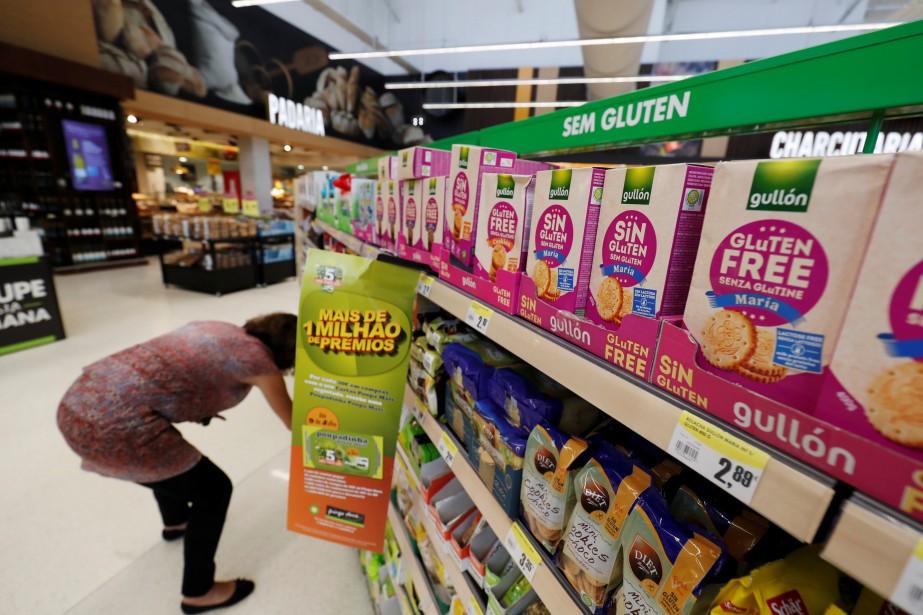 Environ 80% des produits sans gluten destinés aux... (PHOTO REUTERS)