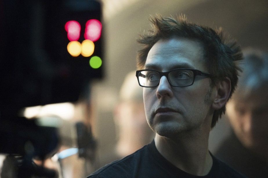 James Gunn... (DISNEY)