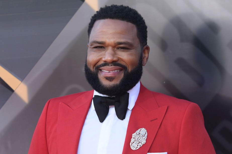 Anthony Anderson... (PHOTO AFP)