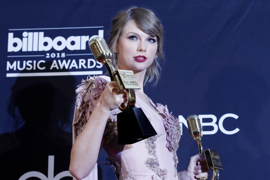 Taylor Swift... (PHOTO REUTERS)