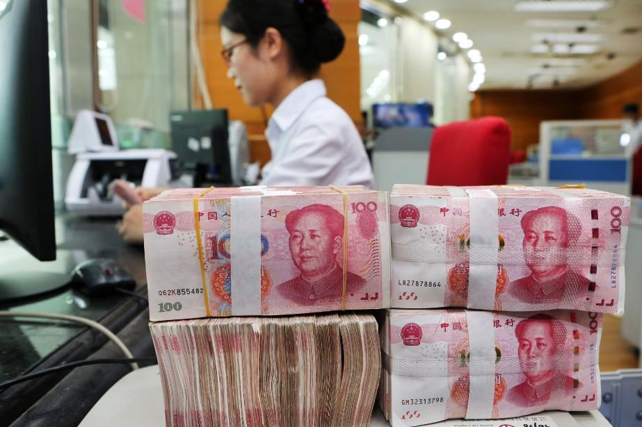 Pékin a fini par le reconnaître la semaine... (Photo Agence France-Presse)