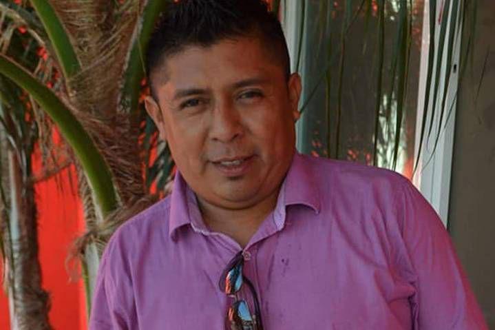 Lejournaliste Rubén Pat... (photo Especial, El Sol de Puebla)