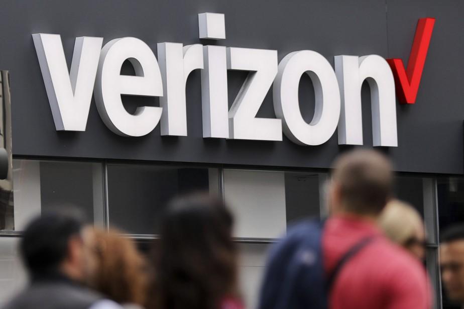 Les revenus de Verizon, dont le siège social... (Photo Bebeto Matthews, archives Associated Press)