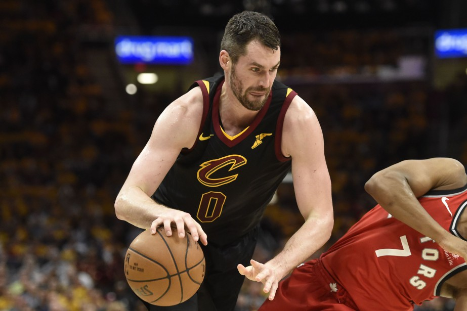 Kevin Love... (Photo David Richard, archives USA Today Sports)