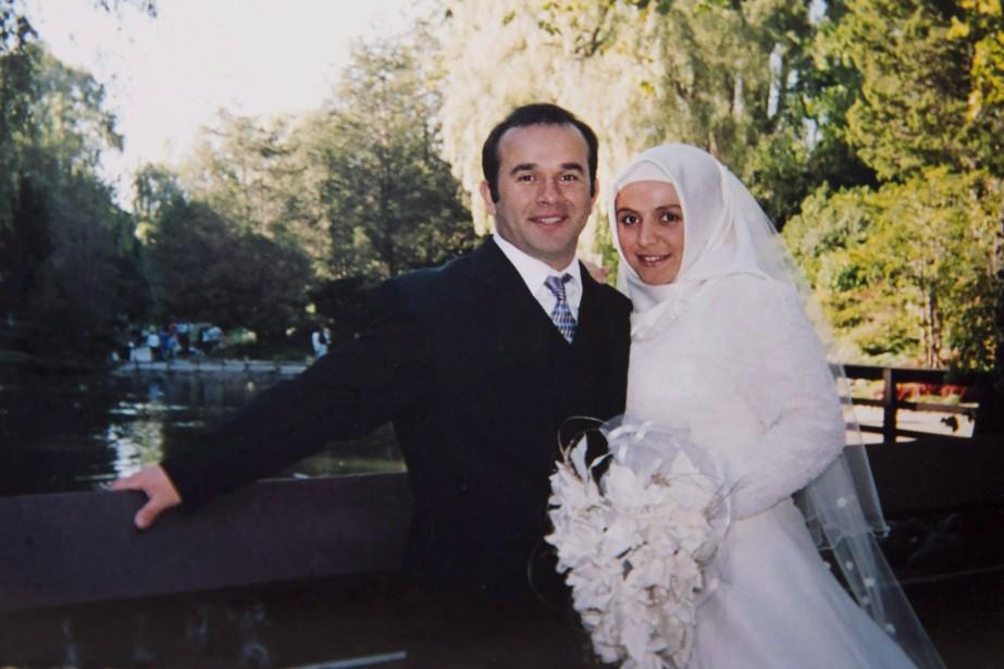 Sa famille décrit Davud Hanci comme un homme... (Photo Larry MacDougal, La Presse Canadienne)
