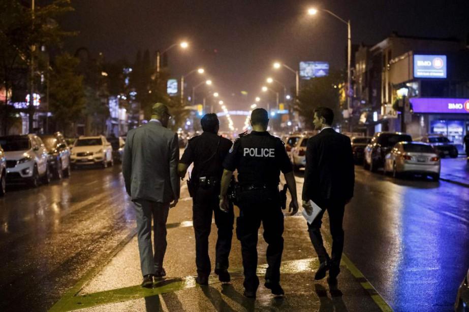 «La multiplication des fusillades nous rappelle que la... (PHOTO AFP)