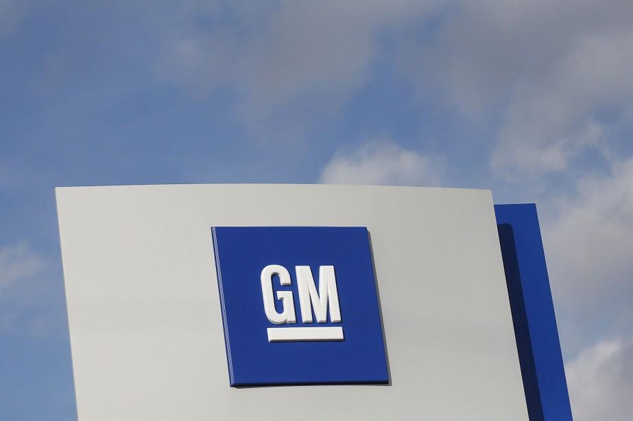 Les revenus trimestriels de GM sont demeurés stables... (Photo Rebecca Cook, archives Reuters)