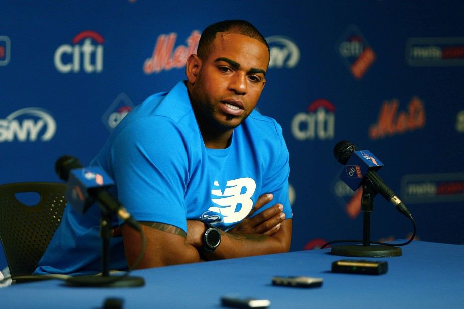 Yoenis Cespedes... (Photo Andy Marlin, USA Today Sports)