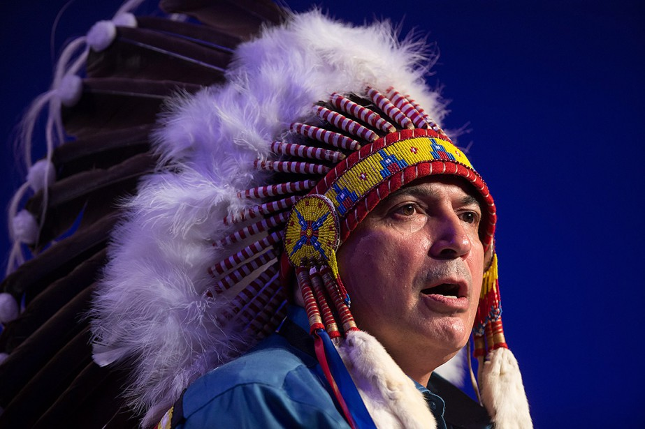 Perry Bellegarde... (ARCHIVES PC)