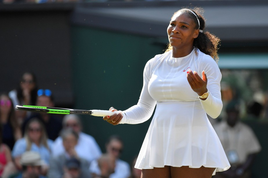 Serena Williams... (Photo Toby Melville, Reuters)