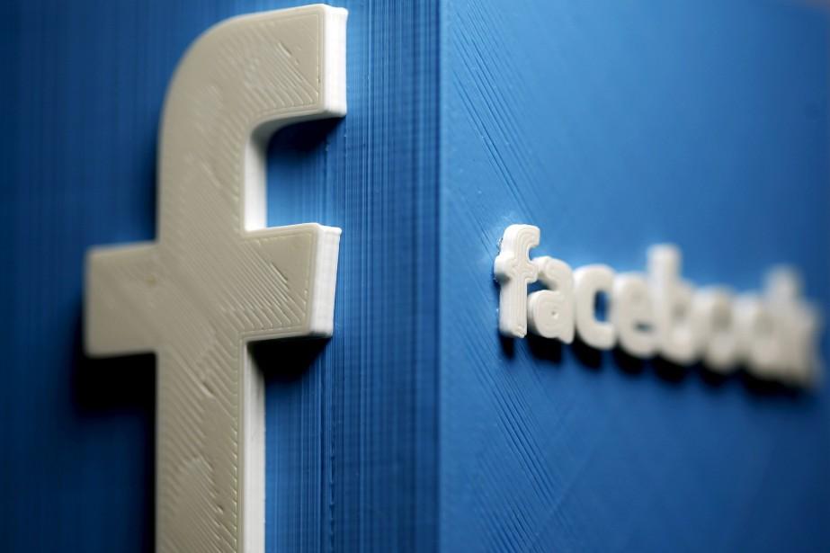 Pour Facebook, les pages et profils concernés «faisaient... (PHOTO ARCHIVES REUTERS)