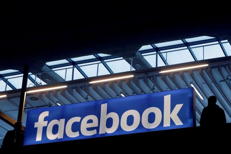 Malgré une hausse de son bénéfice, Facebook n'a... (Photo Philippe Wojazer, Archives Reuters)