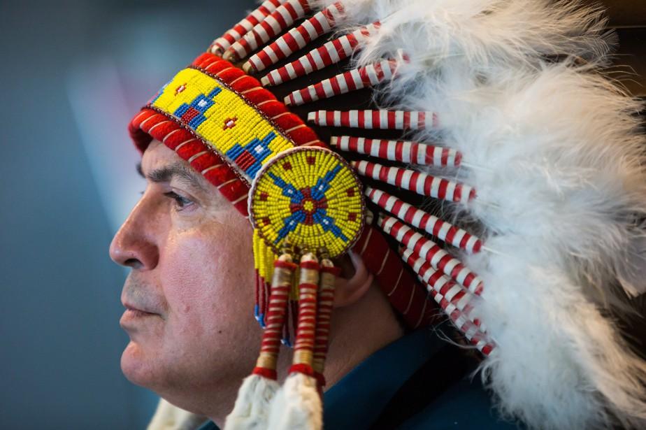 Au total, 538chefs autochtones de tout le pays... (Photo Darryl Dyck, La Presse Canadienne)