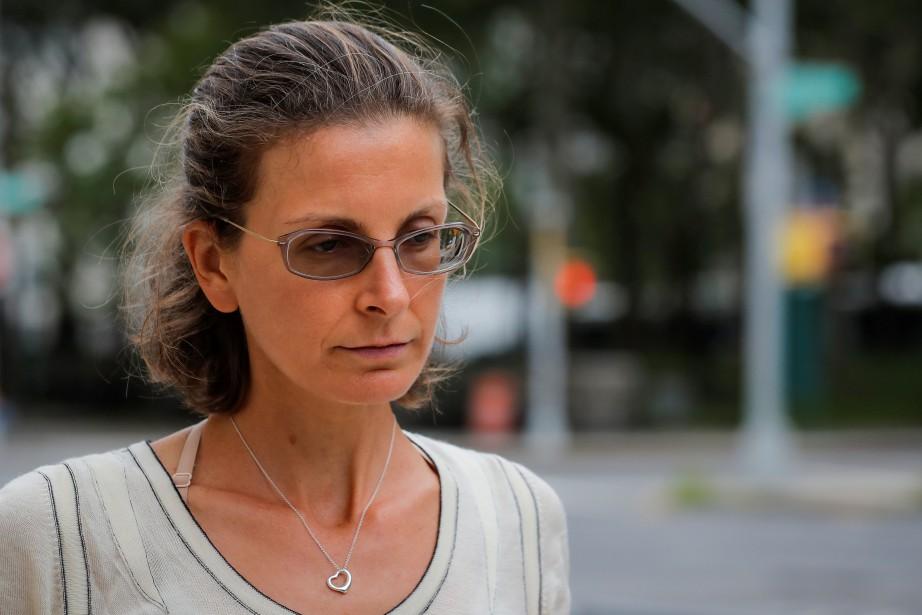 Le nouvel acte d'accusation ajoute l'héritière Clare Bronfman,... (REUTERS)