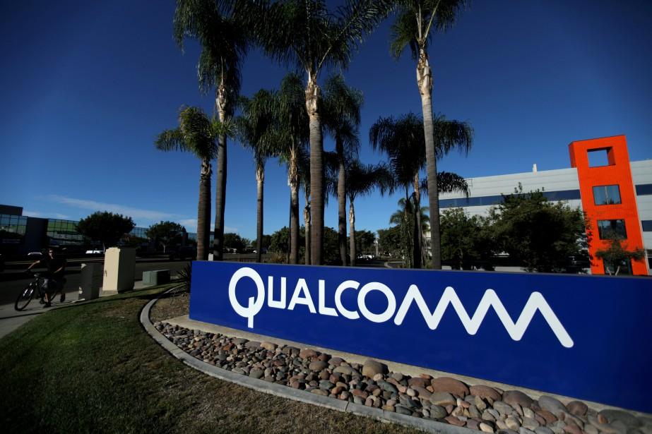 Avec l'échec de la transaction, Qualcomm versera ce... (Photo Mike Blake, archives Reuters)