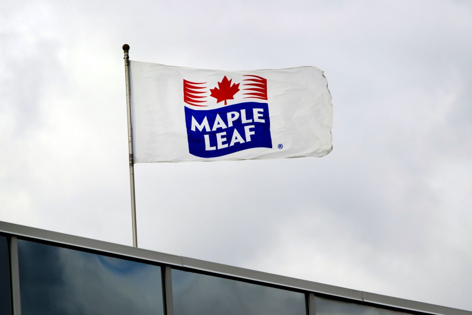 Maple Leaf attribue notamment ce recul aux «investissements... (Photo Brent Lewin, archives Bloomberg)