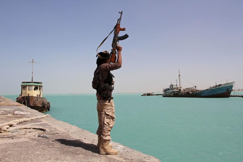 Le conflit au Yémen oppose depuis 2015 le... (Photo Saleh Al-Obeidi, archives Agence France-Presse)