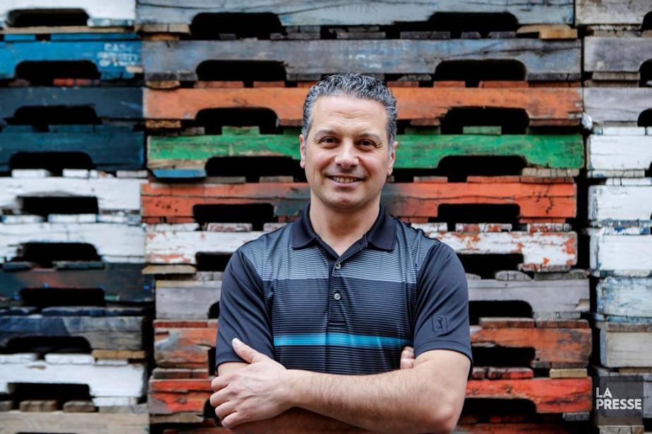 Raed Bechara, 46 ans, entrepreneur, président de IPS,Blainville... (Photo Alain Roberge, La Presse)